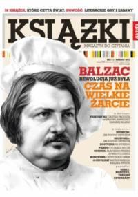 Michał Rusinek - Książki. Magazyn do czytania, nr 4 / marzec 2012
