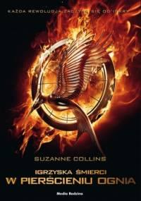 Suzanne Collins - W pierścieniu ognia