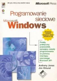 Anthony Jones - Programowanie sieciowe Microsoft Windows