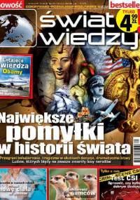 Redakcja pisma Świat Wiedzy - Świat Wiedzy (4/2012)