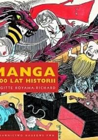 Brigitte Koyama-Richard - Manga - 1000 lat historii