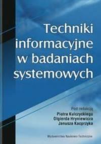 - Techniki informacyjne w badaniach systemowych