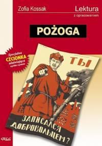 Zofia Kossak-Szczucka - Pożoga
