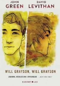 David Levithan - Will Grayson, Will Grayson