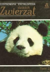 praca zbiorowa - Ilustrowana encyklopedia dzikich zwierząt tom 2