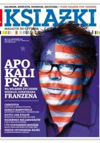 Marek Bieńczyk - Książki. Magazyn do czytania, nr 4 (11) / grudzień 2013