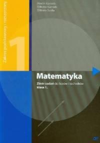 Elżbieta Świda - Matematyka 1. Zbiór zadań. Zakres podstawowy i rozszerzony