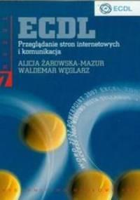 Żarowska-Mazur Alicja - ECDL Moduł 7. Przeglądanie stron internetowych i komunikacja