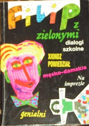 Wirginia Grudzień - Filip z zielonymi...