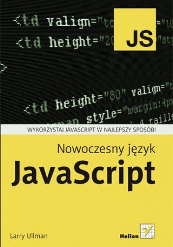 Larry Ullman - Nowoczesny język JavaScript