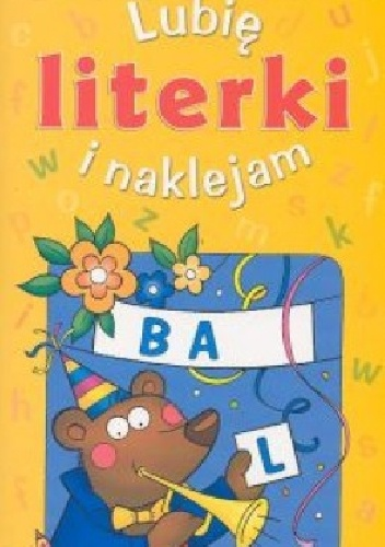 Agnieszka Bator - Lubię i naklejam literki 7 lat