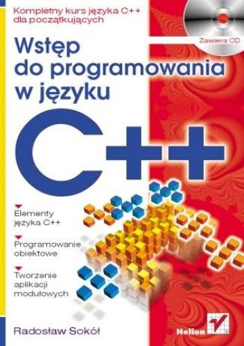 Radosław Sokół - Wstęp do programowania w języku C++