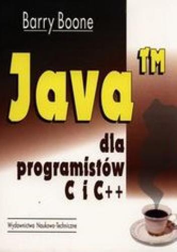 Boone Barry - Java dla programistów C i C++