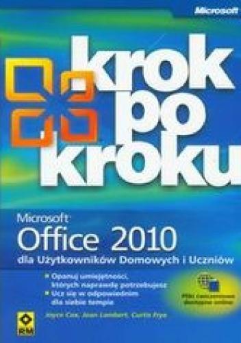 Cox Joyce - Office 2010 krok po kroku