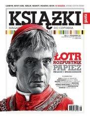 Mario Vargas Llosa - Książki. Magazyn do czytania, nr 2/ wrzesień 2011