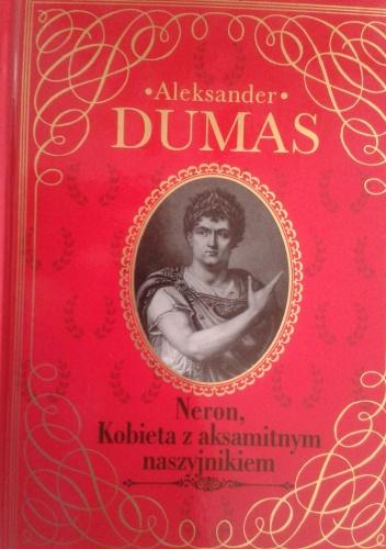 Aleksander Dumas (ojciec) - Kobieta z aksamitnym naszyjnikiem