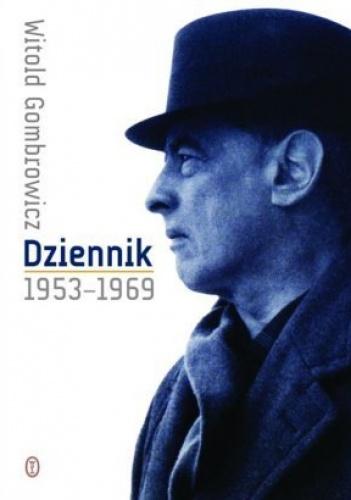 Witold Gombrowicz - Dziennik 1953-1969