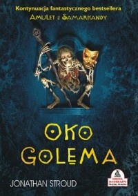 Jonathan Stroud - Oko Golema
