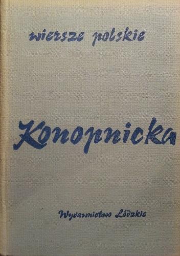 Maria Konopnicka - Wiersze polskie