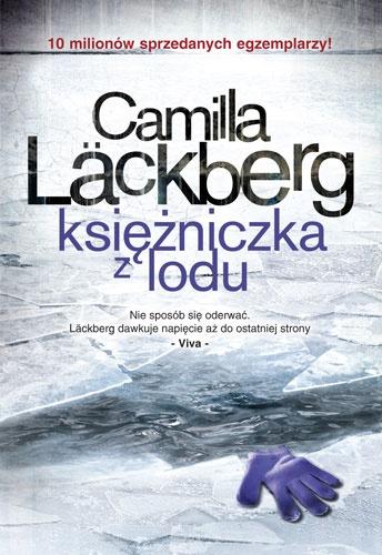 Camilla Läckberg - Księżniczka z lodu