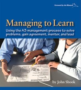 Managing to learn shook ebook