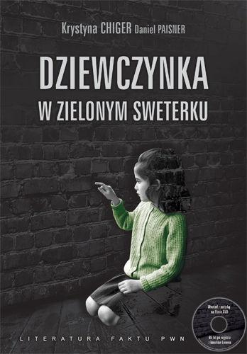 Krystyna Chiger - Dziewczynka w zielonym sweterku