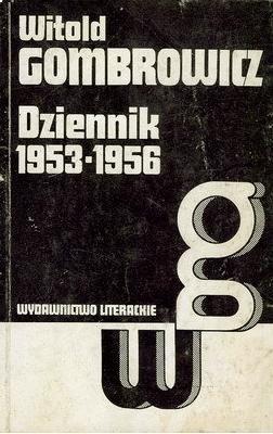 Witold Gombrowicz - Dziennik 1953-1956