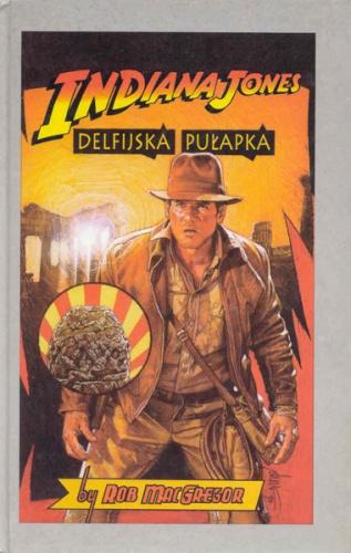 Rob MacGregor - Indiana Jones i Delfijska Pułapka