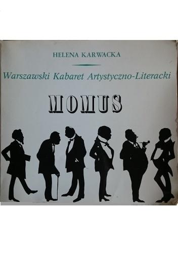 Helena Karwacka - Warszawski Kabaret Artystyczno-Literacki Momus