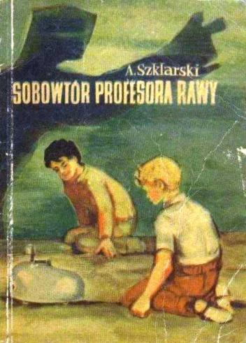Alfred Szklarski - Sobowtór profesora Rawy
