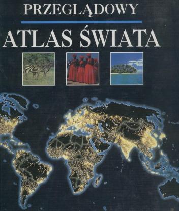 Ambros Brucker - Przeglądowy atlas świata