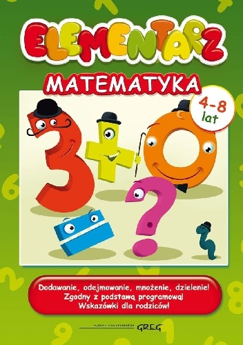 Maria Zagnińska - Elementarz. Matematyka