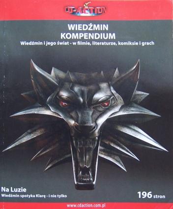 Andrzej Sapkowski - Wiedźmin kompendium