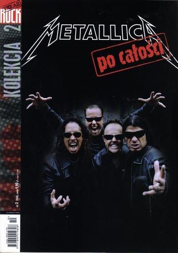 Redakcja magazynu Teraz Rock - Teraz Rock. Kolekcja 'po całości', nr 2. Metallica