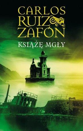 Carlos Ruiz Zafón - Książę Mgły
