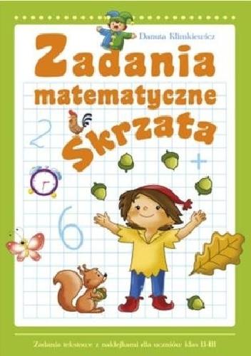 Danuta Klimkiewicz - Zadania matematyczne Skrzata