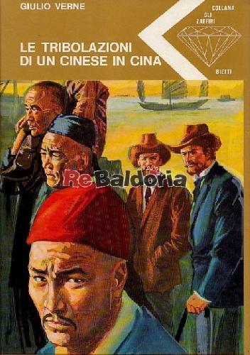 Juliusz Verne - Le tribolazioni di un cinese in Cina