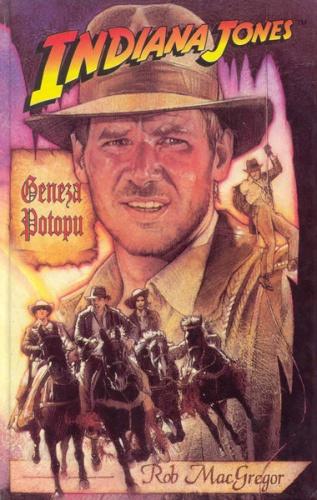 Rob MacGregor - Indiana Jones i Geneza Potopu