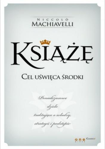 Niccolò Machiavelli - Książę