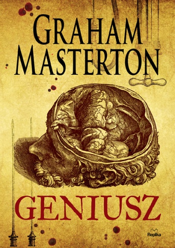 Graham Masterton - Geniusz