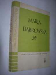 Zdzisław Libera - Maria Dąbrowska
