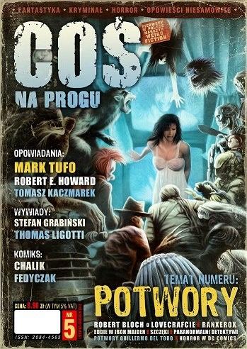 Łukasz Śmigiel - Coś na Progu nr 5 / listopad-grudzień 2012