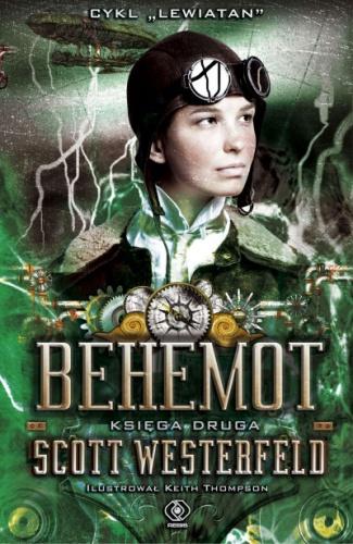 Scott Westerfeld - Behemot