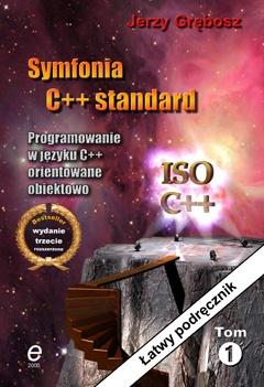 Jerzy Grębosz - Symfonia C ++ Standard