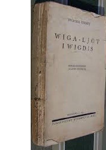 Sigrid Undset - Wiga-Ljot i Wigdis