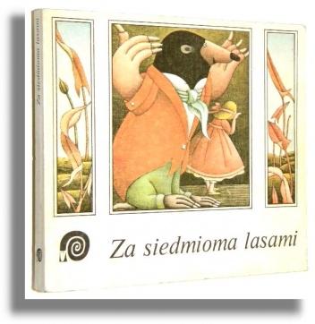 Hans Christian Andersen - Za siedmioma lasami