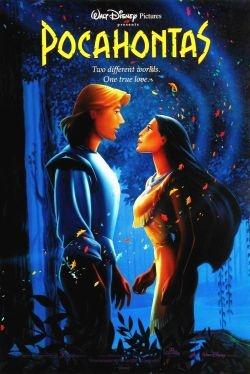 Walt Disney - Pocahontas