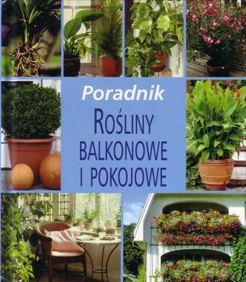 praca zbiorowa - Rośliny balkonowe i pokojowe. Poradnik