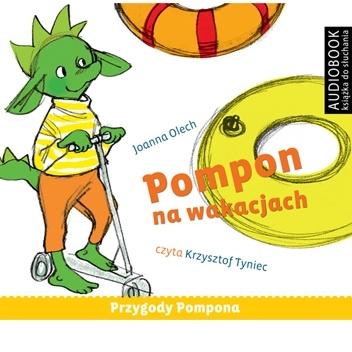 Joanna Olech - Pompon na wakacjach