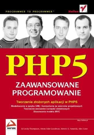 Edward Lecky-Thompson - PHP5. Zaawansowane programowanie